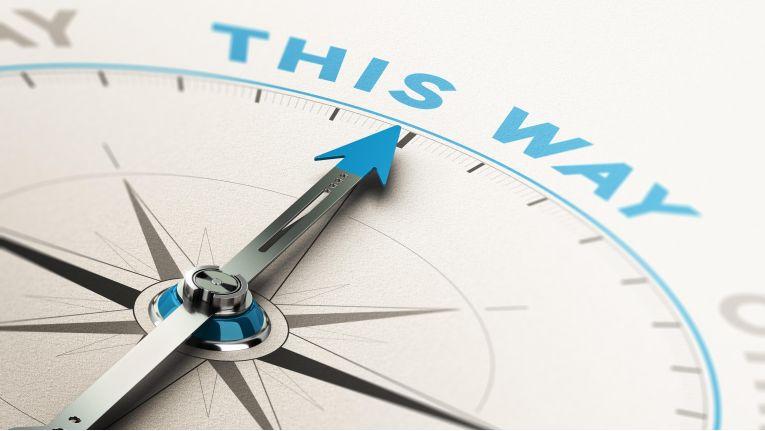 Vielen Führungskräften fehlt im Betriebsalltag ein Kompass, an dem sie ihre (Führungs-)Arbeit orientieren können.