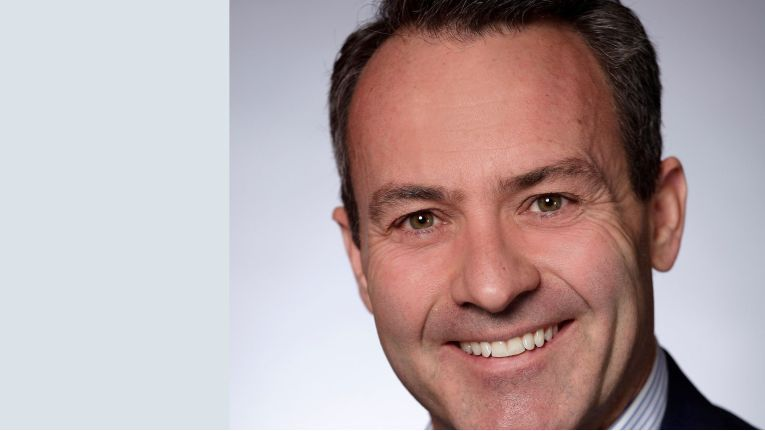 """""""Sichere, automatisierte und leistungsfähige Netzwerke sind der Schlüssel zu einer erfolgreichen Geschäftstransformation"""", meint Junipers EMEA-Channel-Chef Kristian Kerr."""