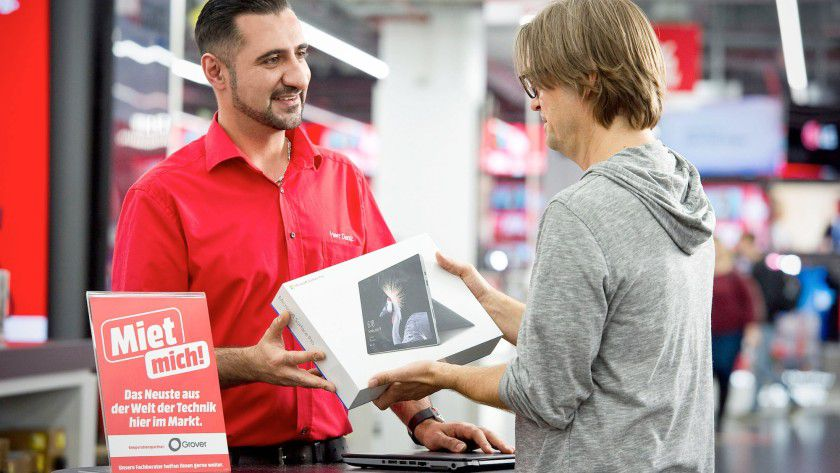 Umsatz-Ranking der Online-Händler: Media Markt greift Notebooksbilliger.de an - Foto: Media-Saturn