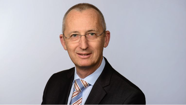 """HP-Deutschlandchef Jan Riecher: """"Wir freuen uns über die erste Partnerkonferenz, die wir als HP eigenständig durchführen."""""""