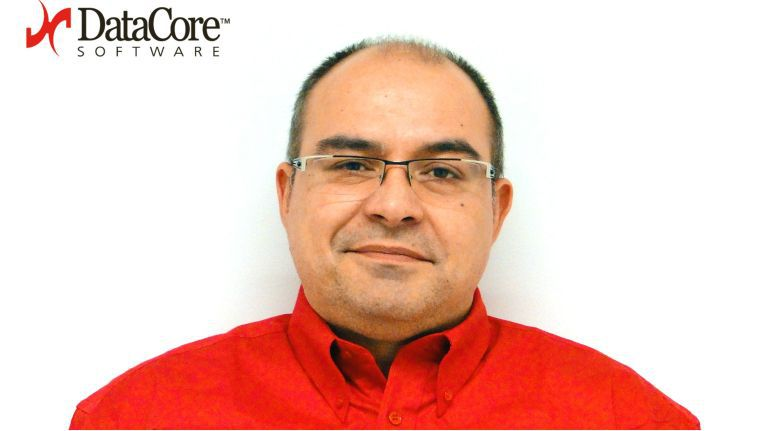 """Christian Marczinke, DataCore VP Worldwide Solution Architecture: """"25 Software-Ingenieure in den USA und in Bulgarien haben an der Entwicklung von """"MaxParallel für Microsoft SQL Server"""" mitgearbeitet."""