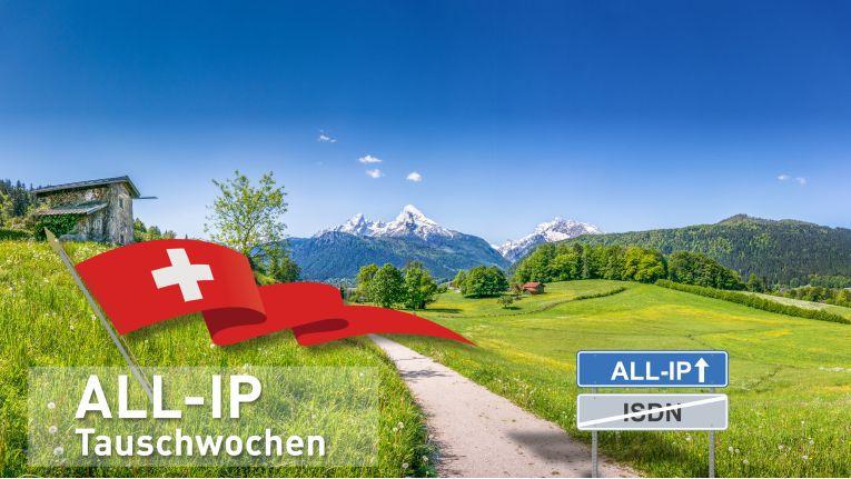 Noch bis zum 15. Dezember läuft die ISDN-Eintauschaktion von Bintec Elmeg in der Schweiz