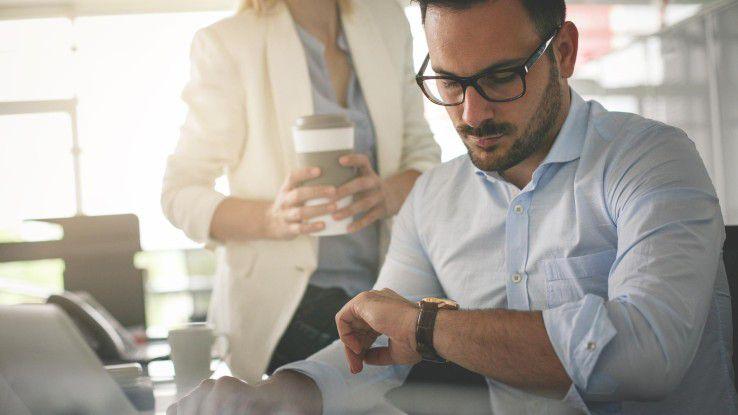Im Mittelstand werden Angestellte häufig aufgrund schlechter oder fehlender Software ausgebremst - und verlieren dadurch viel Zeit.