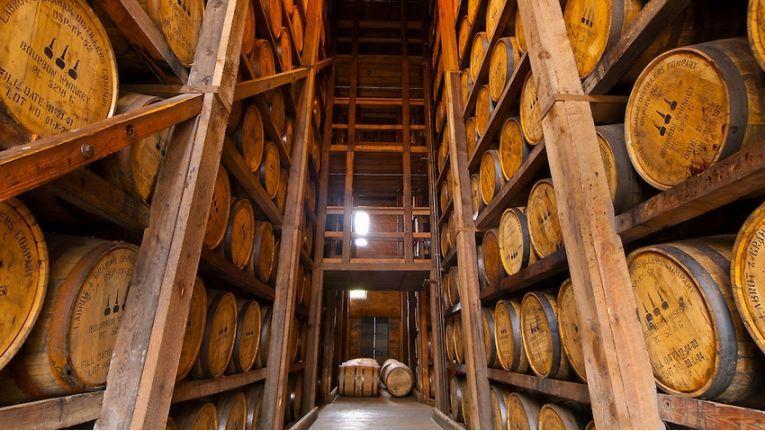 Bei der Schottlandreise mit System und Lexmark darf auch ein Besuch einer Whisky-Destillerie nicht fehlen.