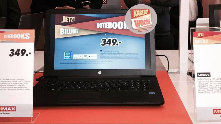 Gemeinsam mit Notebooksbilliger.de bereitet Medimax eine Kooperation im Bereich Laptop vor
