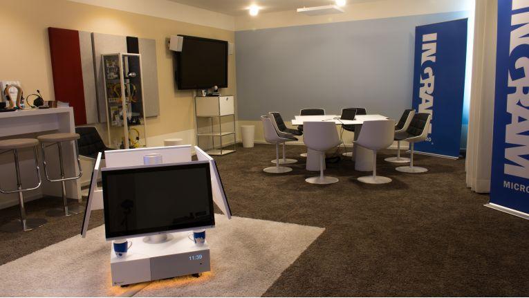Das UCC Solution Center von Ingram Micro in Dornach erstrahlt in neuem Glanz.