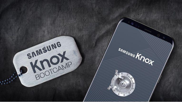 Am 27. und 28. November 2017 können sich Samsung Step Mobile Partner auf dem Knox Bootcamp für die mobile Sicherheitslösung schulen lassen.