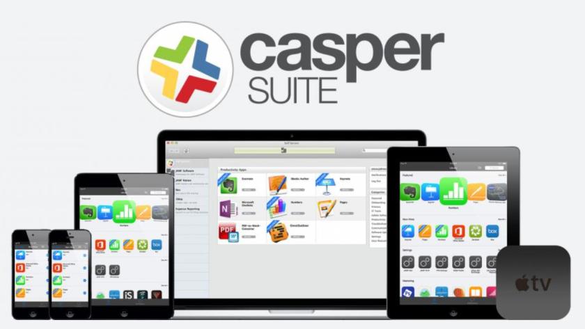 Verwaltungs-Suite für Apple-Geräte: Macs, iPhones und iPads mit JAMF Casper verwalten - Foto: JAMF Software