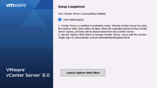 VMware vSphere 6: Upgrade der vCenter Server Appliance auf Version 6 - Foto: Thomas Drilling