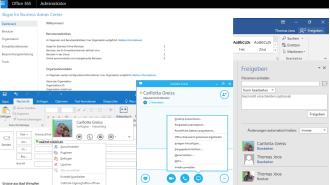 Skypen über die Cloud: Skype for Business mit Office 365 produktiv nutzen