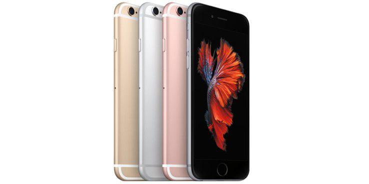 Apple versichert, dass die neuen Geräte iPhone 6s und 6s Plus deutlich stabiler sind als der Vorgänger. Bei den Modellen wird übrigens 7000er Aluminium verwendet.