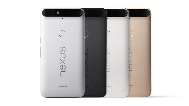 ... und Huawei (Nexus 6P) gebaut.