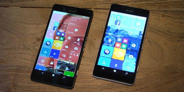 Trotz Lumia 950 & Co. Beim Großteil der verkauften Windows-Phones werden nicht einmal die Herstellungskosten abgedeckt.