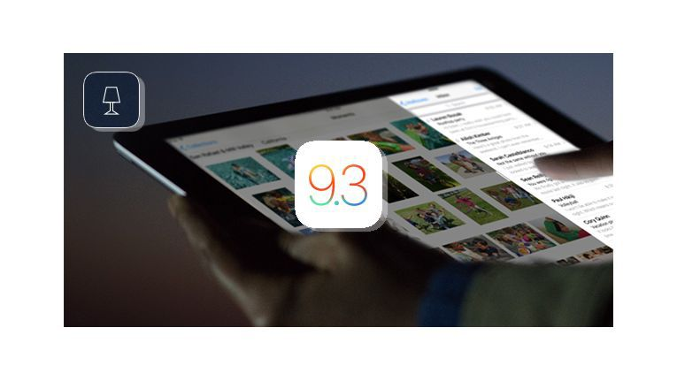 iOS 9.3.2 Beta: Das mit iOS 9.3 eingeführte Feature Nightshift funktioniert künftig auch im Energiesparmodus.