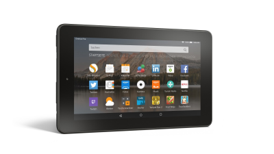 60 Euro Tablet: Amazon Fire (2015) im Test - Foto: Amazon