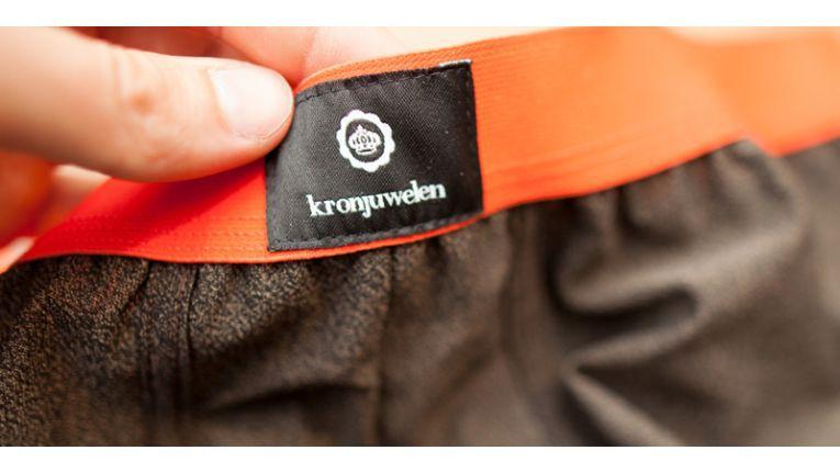 """Die Unterwäsche """"Kronjuwelen"""" soll den Träger vor Handystrahlung schützen"""