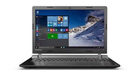 Notebook: Lenovo Ideapad 100-15IBY im Test - Foto: Amazon