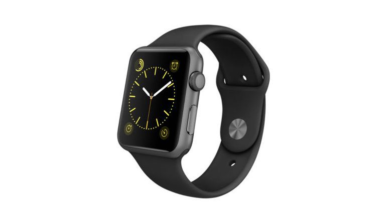 Apple Watch mit OLED-Display