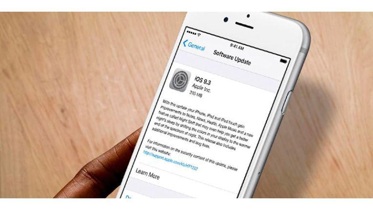 Der Link-Bug frustrierte zahlreiche Nutzer von iOS 9.3.