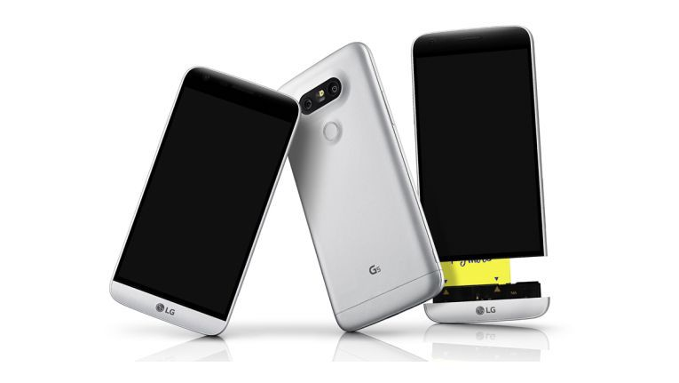 Wir testen das modulare Smartphone LG G5.