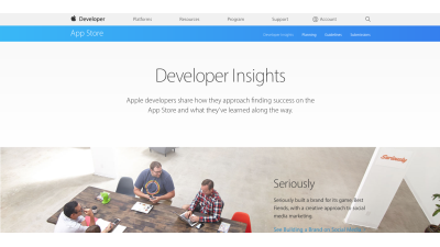 Developer Insights: In vier Schritten zur Top-App