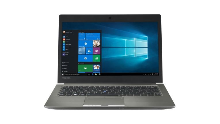 Business-Notebook mit Touchscreen im Test: Toshiba Portégé Z30t-C-110