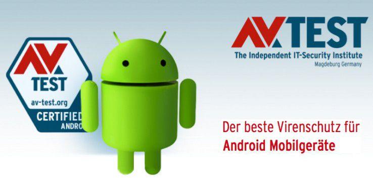 Anti-Malware für Android im Test