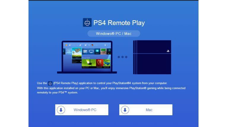PS 4 Remote