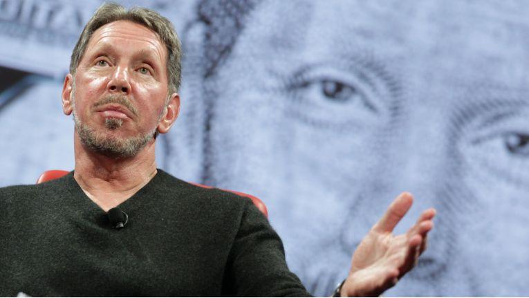 Oracle soll die erste Cloud-Company sein, die in einem Jahr mehr als zehn Milliarden Dollar mit SaaS und PaaS einnimmt, so die Vision von Oracle-Gründer Lawrence Ellison.