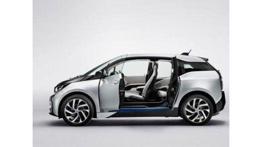 Elektrischer Antrieb im BMW i3.