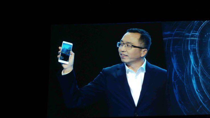Das Dual-Kamera-Smartphone Honor 6X soll in Deutschland für 249 Euro auf den Markt kommen.