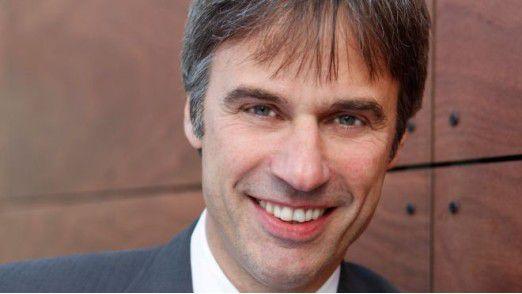 Achim Berg soll neuer Bitkom-Präsident werden.