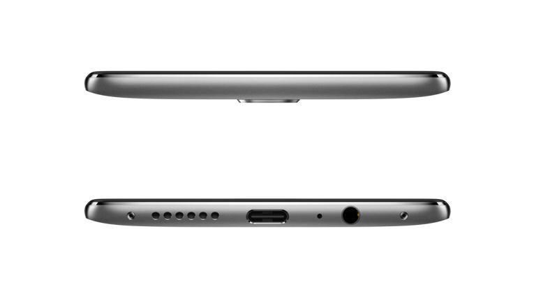 Das OnePlus 3 ist mit einem USB-Typ-Anschluss ausgestattet, während das Galaxy S7 Edge noch mit Micro-USB auskommen muss.