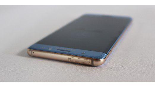 Auslöser für die Misere bei Samsung: Das Galaxy Note 7.