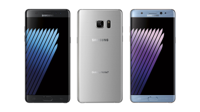 Display-Test: Galaxy Note 7 hat das beste Smartphone-Display - Foto: Samsung