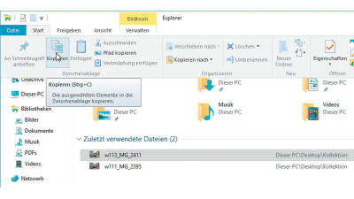 Datei-Manager: Das kann der Explorer in Windows 10