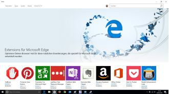 Windows Browser: Microsoft Edge unter Windows 10 neu installieren