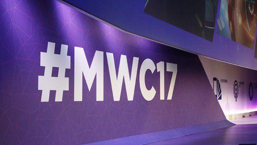 Der Mobile World Congress findet noch bis zum 2. März in Barcelona statt.