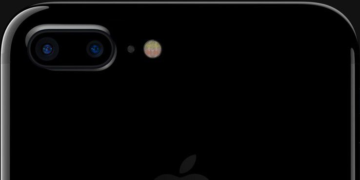 Das iPhone 7 Plus kommt mit zwei Kameras auf der Rückseite: Weitwinkel- und Teleobjektiv.