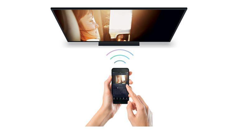 """Waipu.tv: TV-Programm vom Smartphone auf den Fernseher """"wischen"""""""