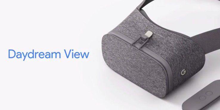 VR-Brille: Daydream View