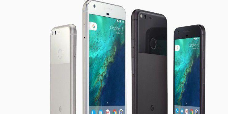 HTC ist Hardware-Partner von Google bei Pixel und Pixel XL.