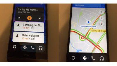 Funktionen, Apps, Anbieter : Android Auto im Test