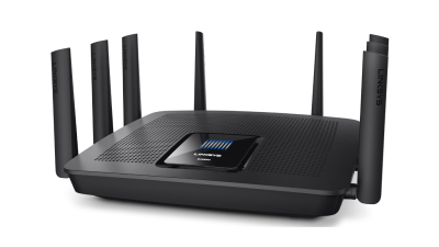 WLAN Router: Linksys EA9500 im Test - Foto: Linksys