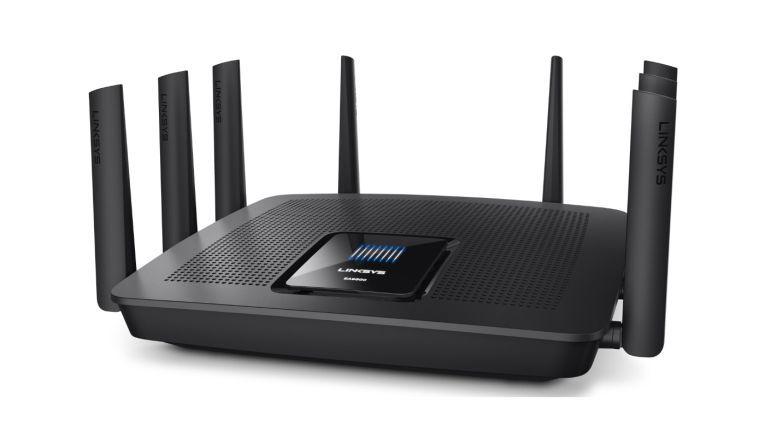 Auffälliger Router im Test: Linksys EA9500