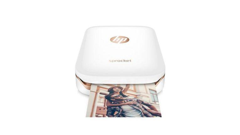 Handlicher Fotodrucker für unterwegs: HP Sprocket