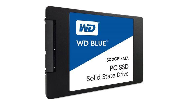 SSD im Test: WD Blue PC SSD 500GB