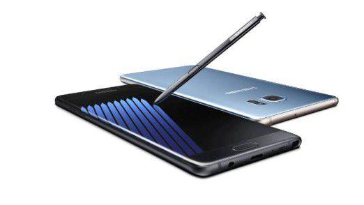 Die Verluste im operativen Geschäft mit dem Samsung Galaxy Note 7 bezifferten die Südkoreaner auf 5,3 Milliarden Dollar.