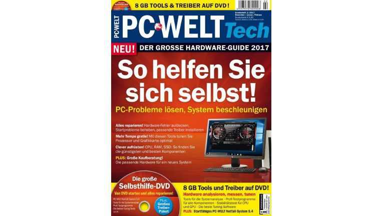 Der große Hardware-Guide 2017 der PC-WELT.