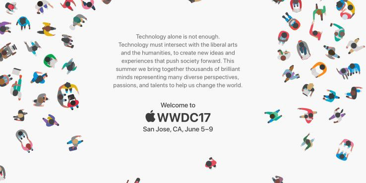 WWDC 2017: Apple lädt vom 5. bis 9. Juni in das McEnery Convention Center in San Jose ein.